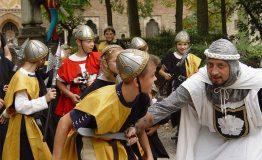 Gite per oratori e Grest a Parma con Magici Castelli - Castello di Bardi