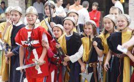 Gite per oratori e Grest a Latina con Magici Castelli - Castello di Itri