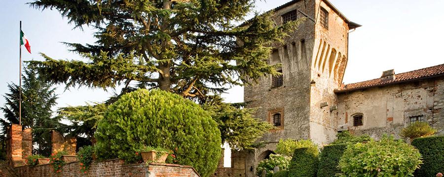 Gite per oratori e Grest a Vercelli con Magici Castelli - Castello di Moncrivello