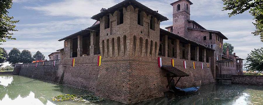 Gite per oratori e Grest a Bergamo con Magici Castelli - Castello di Pagazzano