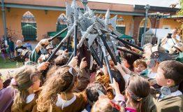 Gite per oratori e Grest a Varese con Magici Castelli - Castello di Somma Lombardo