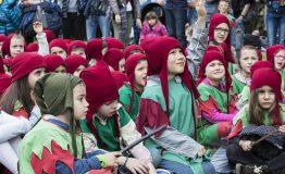 Gite per oratori e Grest a Perugia con Magici Castelli - Rocca del Leone