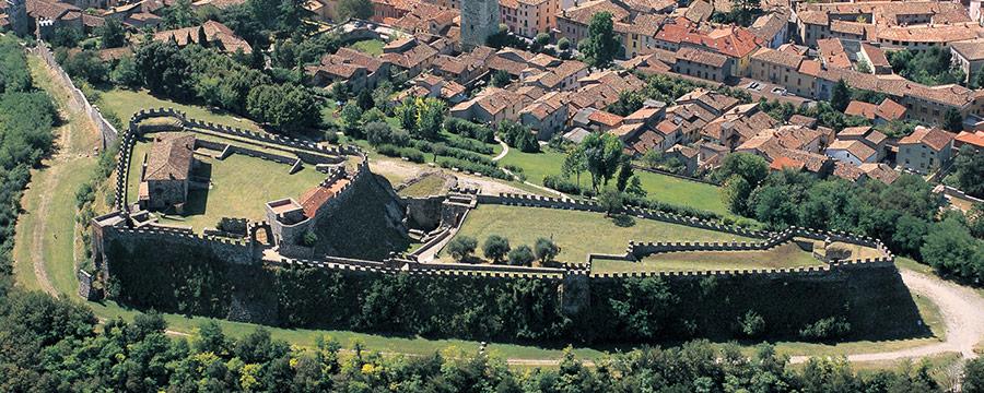 Gite per oratori e Grest a Brescia con Magici Castelli - Rocca di Lonato