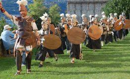 Gite per oratori e Grest a Viterbo con Magici Castelli - Rocca Monaldesca della Cervara